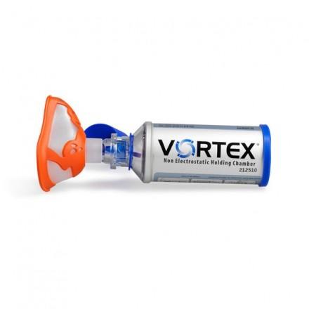 Vortex inhalationshilfe mit kindermaske frosch ab 2 jahre medic e u onlineshop - Chambre inhalation vortex ...